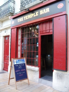 Bar Légendaire à montpellier ! - Temple Bar Montpellier